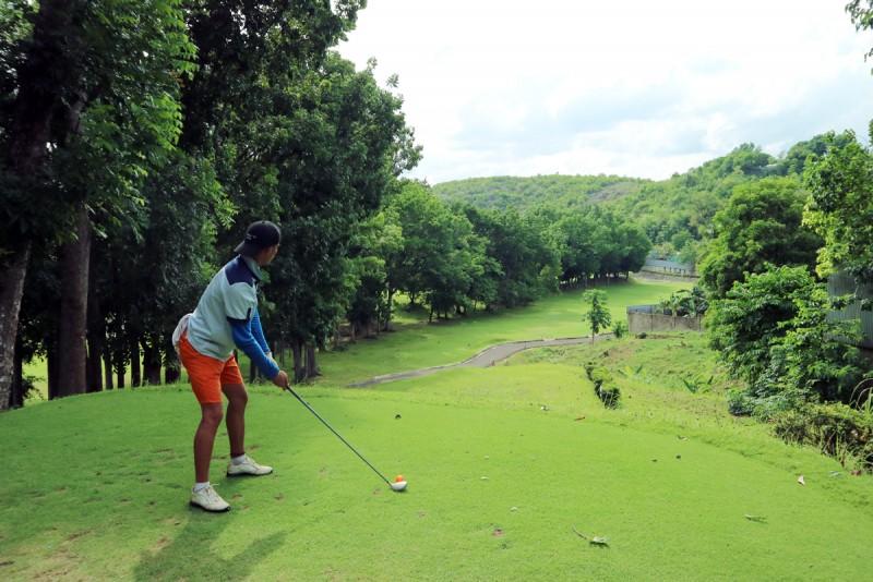 클럽필리피노 18홀 골프 #1